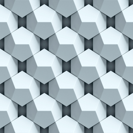 layout: Geometrical abstract 3d background
