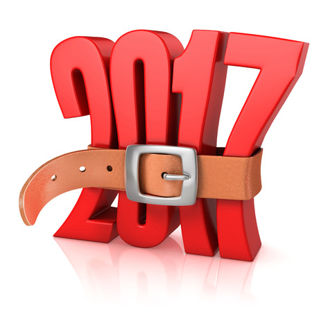2017 with belt - year of recession