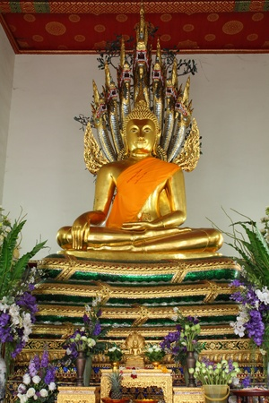 a buddha is culture of  in thailand.