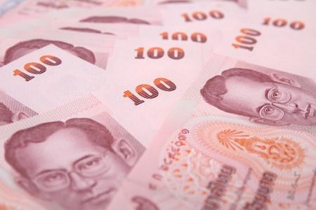 smacker: Bank  100  Baht of Thailand