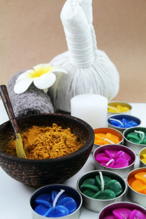 Used in the spa  for Thailand  photo