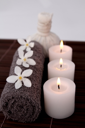 Thai spa and massage. photo