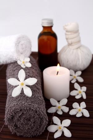 Thai spa and massage. photo