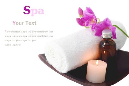 Health spa treatments. photo