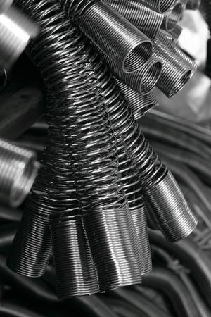 encapsulated: The hydraulic fastener for flexibility.