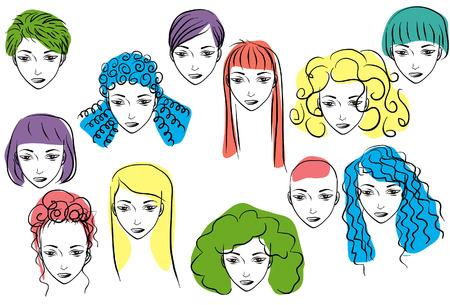 bad hair day: bad hair day