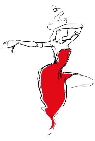 red dress: red dress fashion