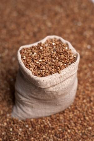 sac: buckwheat in sac