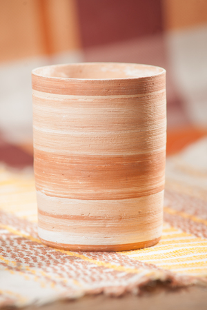 handcrafted: Traditional handcrafted mug - perfect for tea, coffee or beer