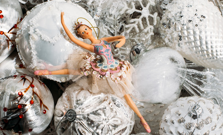 Ballerina, Christmas tree decorations