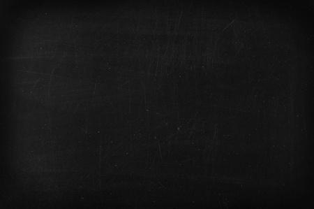 black chalkboard, background  Stock Photo - 10312267
