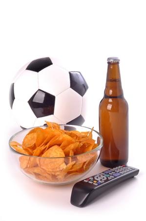 soccer wm: f�tbol, ??f�tbol, ??ventilador, partidario, equipo, sistema Foto de archivo