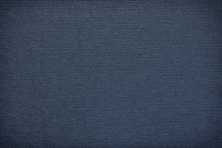 navy blue background: book cover background, with vignette Stock Photo
