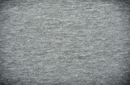 Background made ​​of gray shaded material, textile