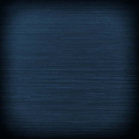 Brushed blue aluminum with vignette Stock Photo - 17191287