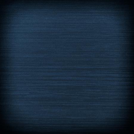 edel: Brushed blue aluminum with vignette