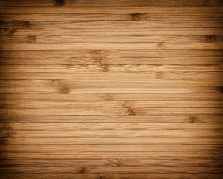 Wooden background with dark vignette photo