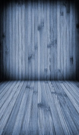 Wooden wall and floor background Stock Photo - 19081527