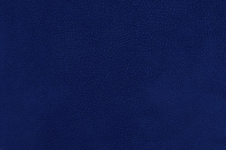 cracklier: Closeup detail of blue leather texture background.