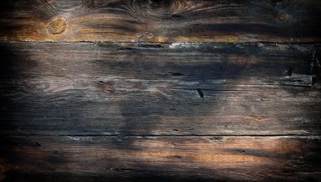worse: Large old wooden grunge background