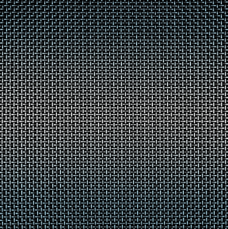 mesh texture: Silver and blue wire grid background