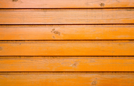 scruffy: Old wooden background painted orange Stock Photo