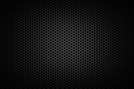 ironworks: Octagon grid background with vignette