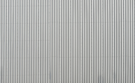 Corrugated metal wall background, texture surface