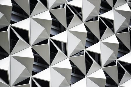Modern architecture texture. Banco de Imagens