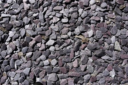 Texture of colored stones. Banco de Imagens