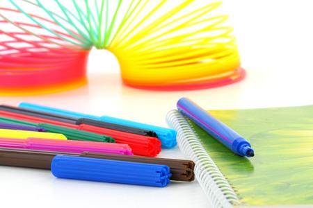 fiber tipped: children workplace