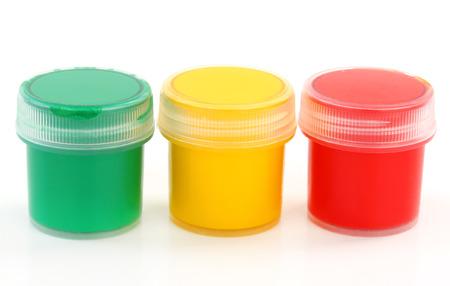 multicolor children paints