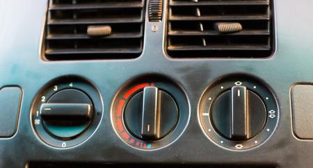 air flow: Condizionatore e il flusso d'aria di controllo in una macchina moderna