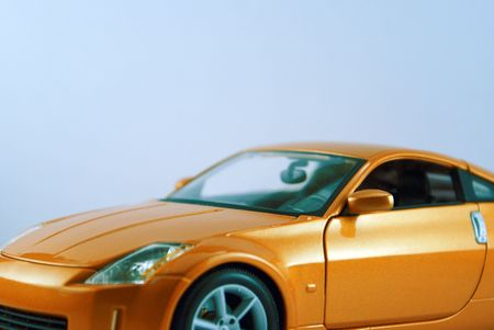 Stylish sports car. Stock Photo