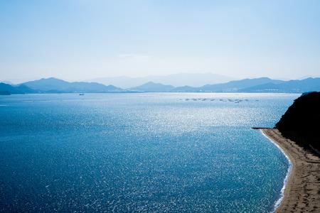 Sparkling Seto Inland Sea 版權商用圖片