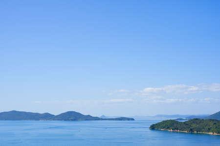 Seto Inland Sea and Islands(Takamatsu City, Kagawa Prefecture)