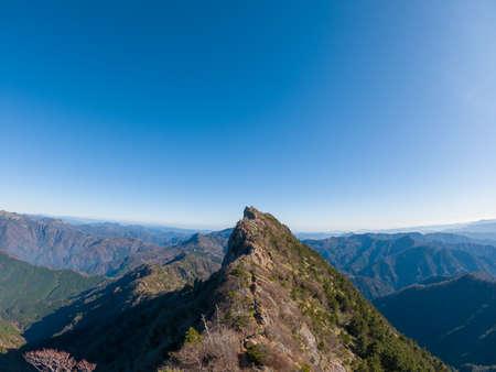 Mt. Ishizuchi (Tengudake) Ehime Prefecture