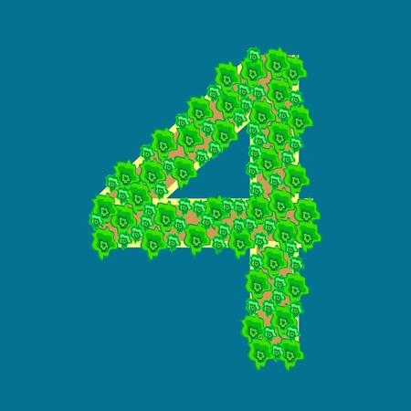 dattelpalme: Abbildung Nummer vier 4 tropischen Insel Reise-tourismus