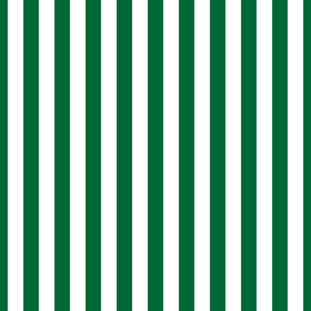 vector pattern: Green and white stripes abstract Christmas background seamless vector pattern
