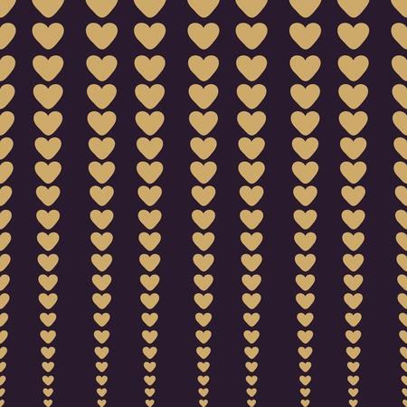 Fondo abstracto de corazones. Fondo Día de San Valentín y la boda