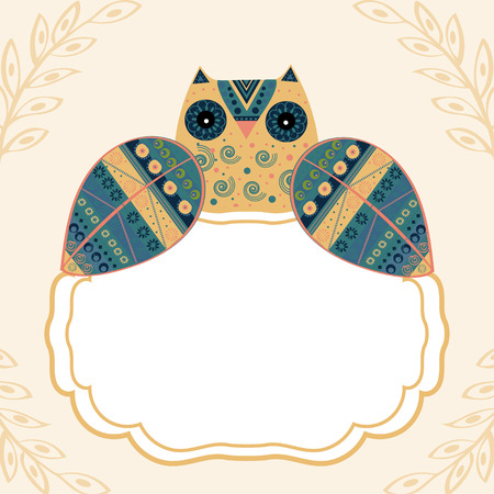 big eye: abstract, animal, art, baby, background, big eye, bird, cartoon, character, childhood, childish, clip-art, clipart, cute, decoration, design, drawing, ethnic, family, feather, funny, graphic, illustration, isolated, love, mother, ornament, ornate, owl, pa