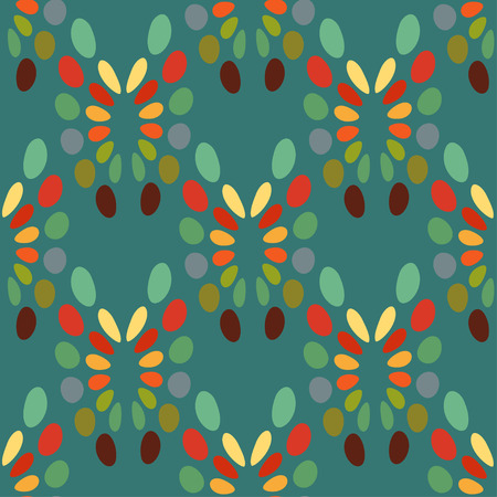 textil: Seamless abstract pattern bright colors. Stock Photo