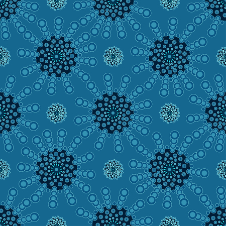 pied: Bright Varicolored seamless pattern background.