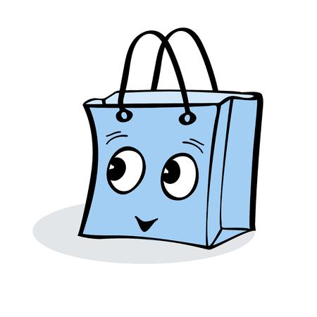 wrap: Fun gift wrap package sale. Illustrator vector