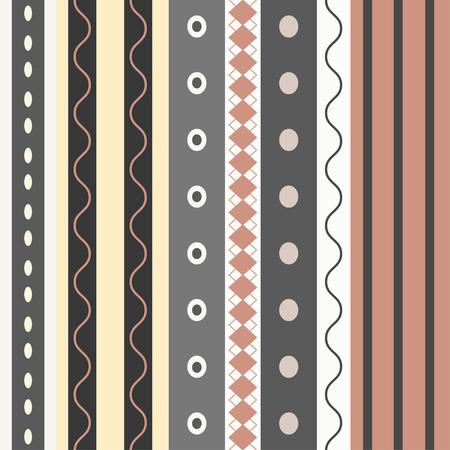 plumb: Bright Colorful seamless stripes pattern.