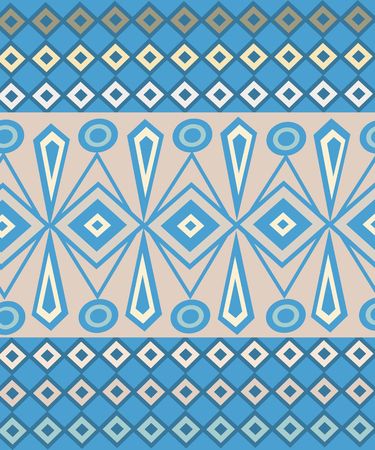 ethnical: Ethnic Abstract bright pattern background.
