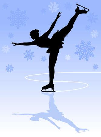 figure skater: Figure skater