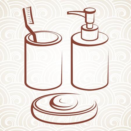 exfoliation: Bath accessory