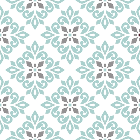 Seamless pattern with floral elements. Stock Vector - 24190316