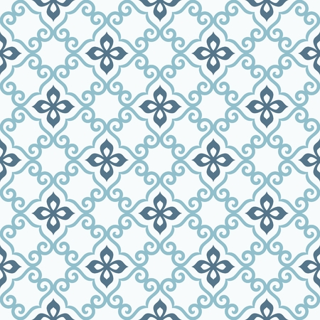 Seamless pattern with floral elements. Stock Vector - 24381711